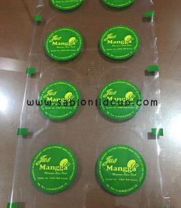 sablon lid cup sealer 20 cm